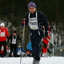 Finlandia-hiihto - Raimo Montonen (1905)