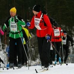 Finlandia-hiihto - Heli Alestalo (1973), Andreas Braunschweig (2023)