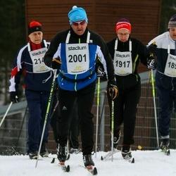Finlandia-hiihto - Marjukka Turunen (1917), Luigi Carlo Corazza (2001)