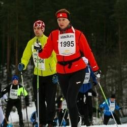 Finlandia-hiihto - Johanna Liinamaa (1995)