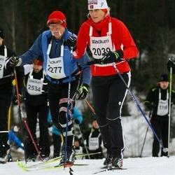 Finlandia-hiihto - Frederikke Kroon (2039)