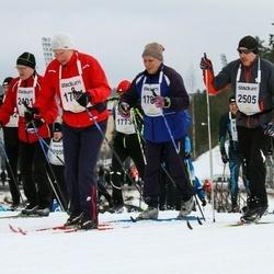 Finlandia-hiihto - Esko Tuukkala (2401), Morten Find (2505)