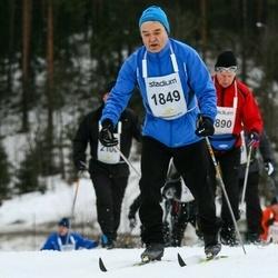 Finlandia-hiihto - Matti Korkeila (1849)