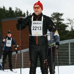 Finlandia-hiihto - Veikko Laitila (2213)
