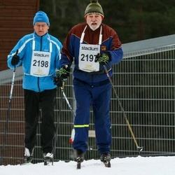 Finlandia-hiihto - Pertti Helin (2197), Antti Iso-Sipilä (2198)