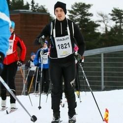 Finlandia-hiihto - Pete Pitkämäki (1821)