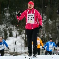 Finlandia-hiihto - Hanna Knuutinen (2107)