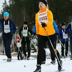 Finlandia-hiihto - Saija Haapalehto (2552)