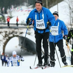 Finlandia-hiihto - Börje Karlsson (2905)