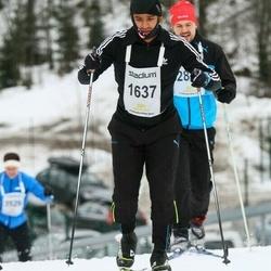 Finlandia-hiihto - Pete Parkkonen (1637)