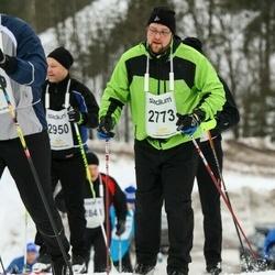 Finlandia-hiihto - Antero Perkiö (2773)