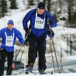 Finlandia-hiihto - Jussi Luukkanen (1151)