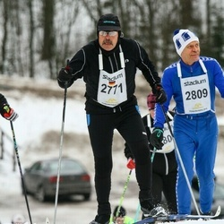 Finlandia-hiihto - Rudolf Wehn (2771), Risto Kortesato (2809)