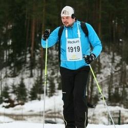 Finlandia-hiihto - Jari Väärä (1919)