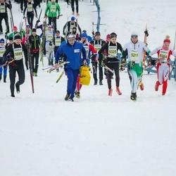 Finlandia-hiihto - Jani Puhakka (5211), Eetu Härkönen (5325)