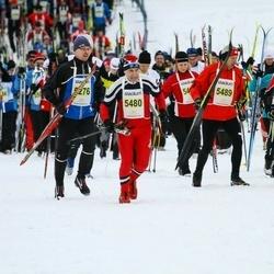 Finlandia-hiihto - Yuri Semenov (5480), Aleksandr Chukichev (5482), Voss Erhard (5489)