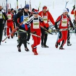 Finlandia-hiihto - Yuri Semenov (5480), Aleksandr Chukichev (5482)