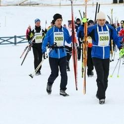 Finlandia-hiihto - Jarkko Pakkala (5288), Vesa Parikka (5380)
