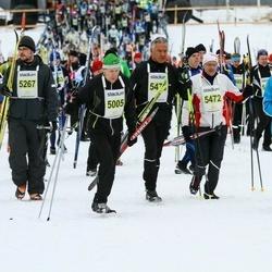 Finlandia-hiihto - Raimo Vastamäki (5005), Jukka Loponen (5267), René Paul Furrer (5472)