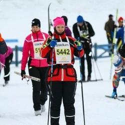 Finlandia-hiihto - Sari Hirvonen (5442)