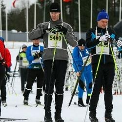 Finlandia-hiihto - Kai Koskela (5400)