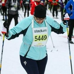 Finlandia-hiihto - Pirjo Lauren (5449)