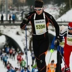 Finlandia-hiihto - Ville Hällfors (5396)