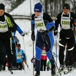Finlandia-hiihto - Tauno Myllymäki (5305), Olga Vashchilko (5467)