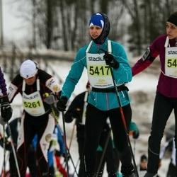 Finlandia-hiihto - Katri Syrjälä (5417)