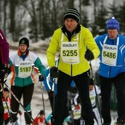 Finlandia-hiihto - Ari Tenhunen (5255), Keijo Rossinen (5486)