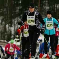 Finlandia-hiihto - Johanna Halla-Aho (5246)