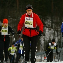 Finlandia-hiihto - Sinikka Backman (5026)