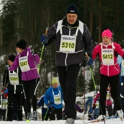 Finlandia-hiihto - Timo Suojanen (5310), Paula Laine (5412)
