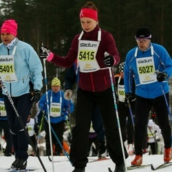 Finlandia-hiihto - Igor Rudui (5027), Noora Leppänen (5415)