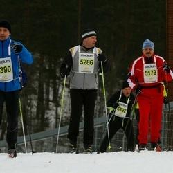 Finlandia-hiihto - Harry Ingerström (5173), Kaj Ingerström (5286), Mikko Kolehmainen (5390)