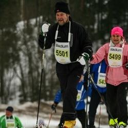 Finlandia-hiihto - Heikki Knuutils (5501)