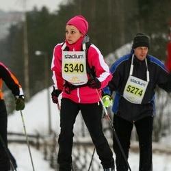 Finlandia-hiihto - Taina Nurmisto (5340)