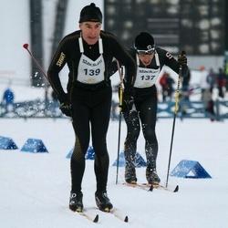 Finlandia-hiihto - Naohiro Takahashi (137), Markku Mantere (139)