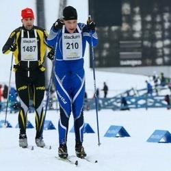 Finlandia-hiihto - Timo Poikkimäki (210), Atte Matilainen (1487)