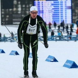 Finlandia-hiihto - Mika Järvinen (617)