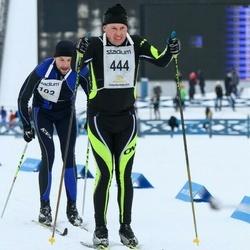 Finlandia-hiihto - Mikael Gustafsson (444)
