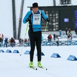 Finlandia-hiihto - Mika Järvinen (517)