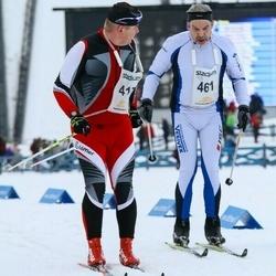 Finlandia-hiihto - Marko Lyhykäinen (417), Erkki Kilpinen (461)