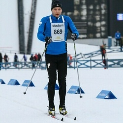 Finlandia-hiihto - Niclas Svahnström (869)