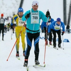 Finlandia-hiihto - Kari Laamanen (709)