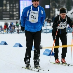 Finlandia-hiihto - Kari Porkka (745)
