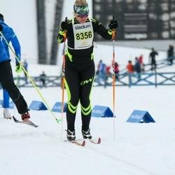 Finlandia-hiihto - Satu Mänttäri (8356)