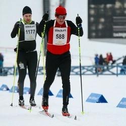 Finlandia-hiihto - Ilpo Huolman (588)