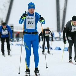 Finlandia-hiihto - Andre Nylund (883)
