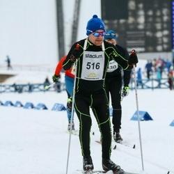 Finlandia-hiihto - Juho Rantala (516)